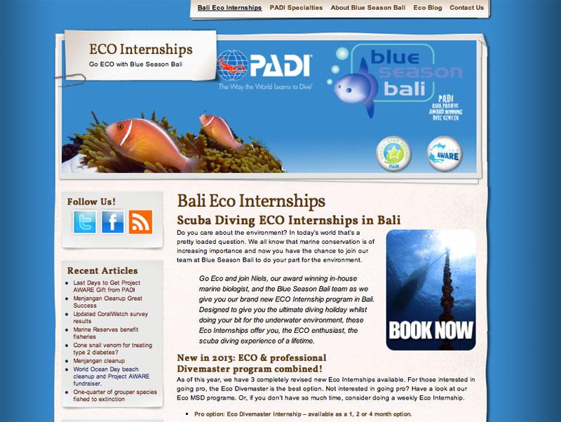 Web Design Internships Chicago