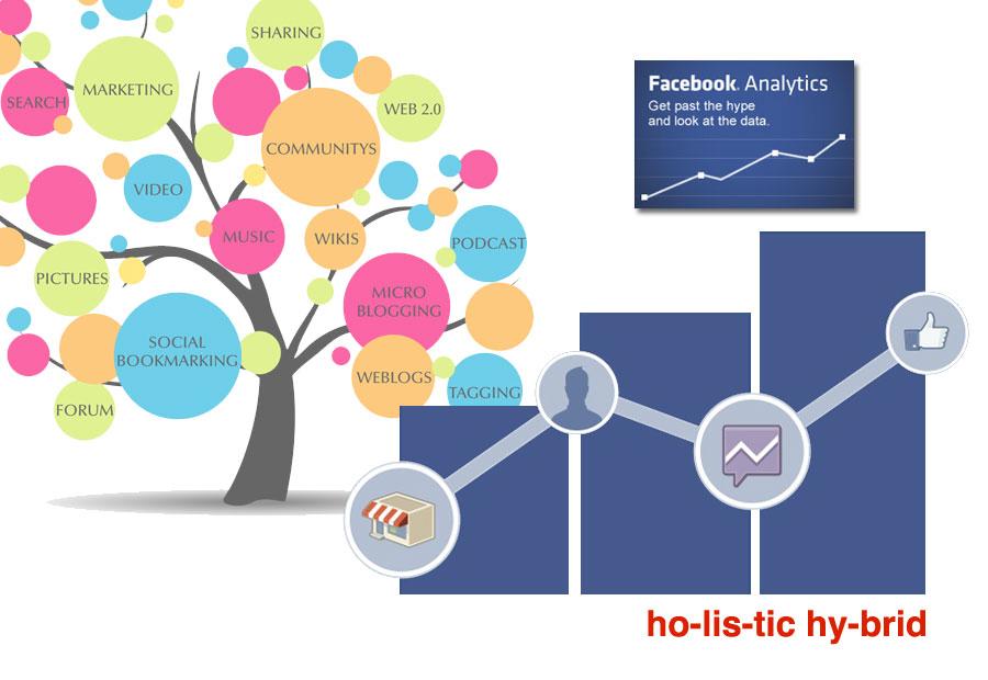 facebook google anayltics